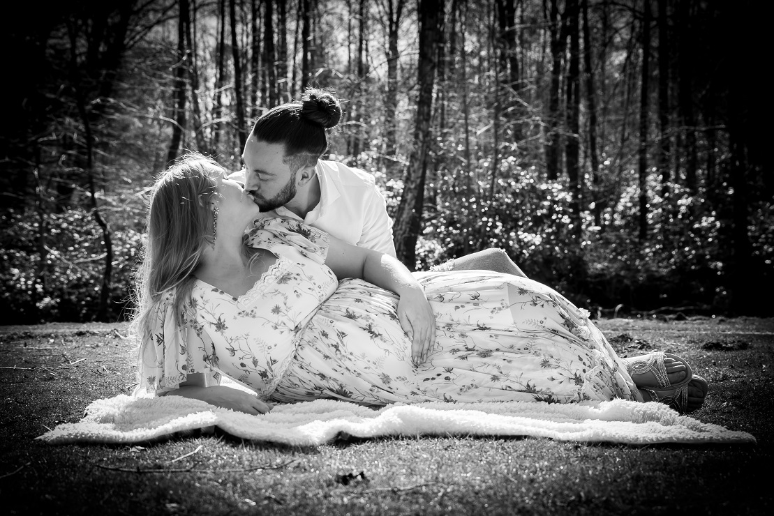 Zwangerschapsfotografie